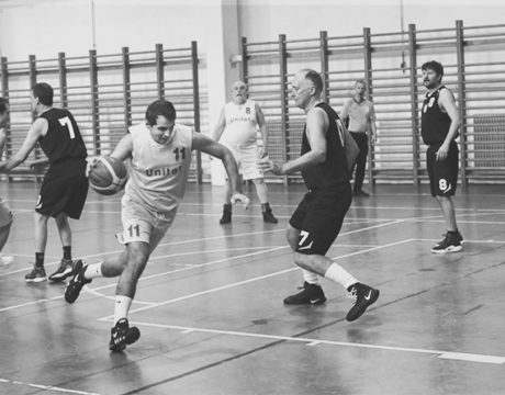 kosárlabda - Nemes Bertalan